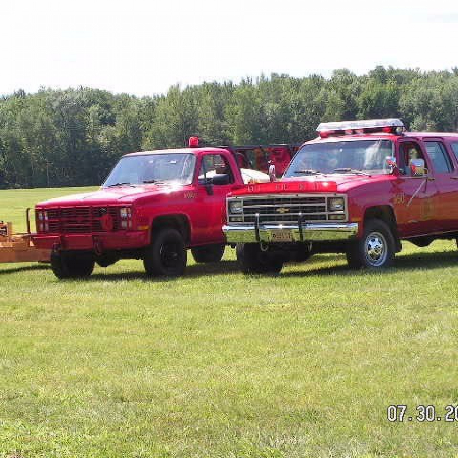 Township rescue Vehicles