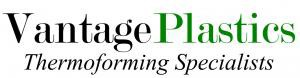 Vantage Plastics logo