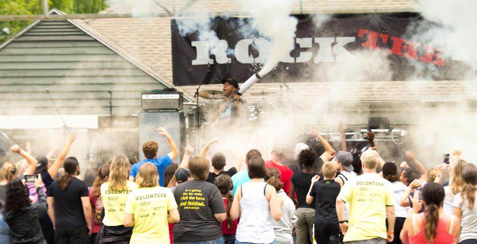 Rock The Island | Mid Michigan's Largest Christian Music