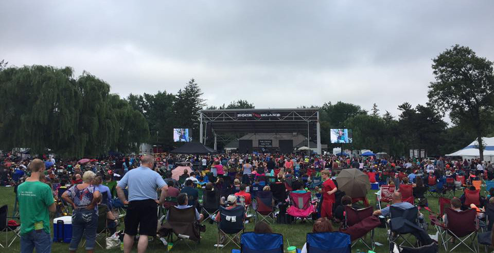 Rock The Island | Mid Michigan's Largest Christian Music Festival